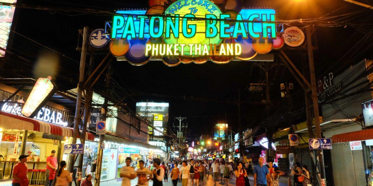 thailand-phuket-the-entrance-of-Bangla-Road-in-Patong-near-patong-beach-01